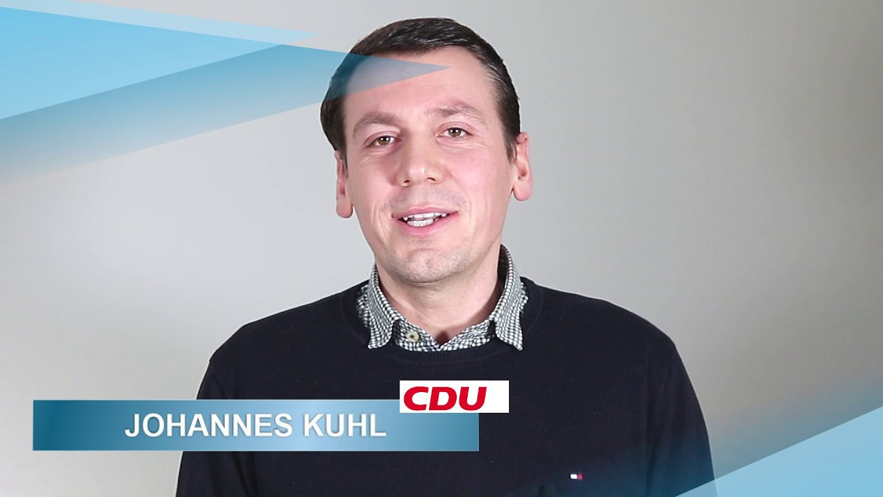 Johannes Kuhl: Ich unterstütze Michael Ludwig