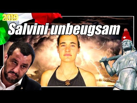 Piraterie   Sea Watch Spenden   Salvini unbeugsam   Steinmeier verteidigt Rackete