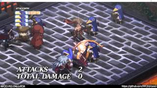 RPCS3 PS3 Emulator - Disgaea 4: A Promise Unforgotten Ingame #2! DX12