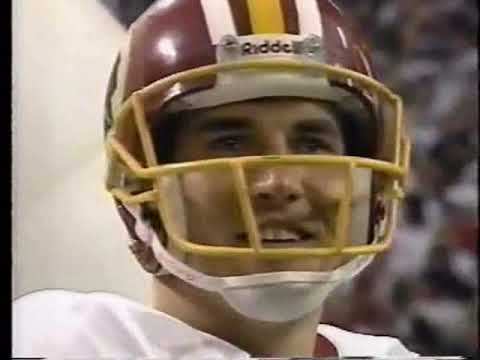 Super Bowl XXVI Redskins V Bills