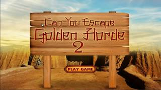 Can You Escape Golden Horde 2 - 5ngames