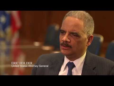 Attorney General ERIC HOLDER on Transgender Equality
