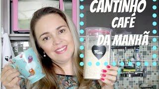 DIY-CANTINHO DO CAFÉ  DA MANHÃ +PARTICIPAÇÃO ESPECIAL-simplesmente Ci