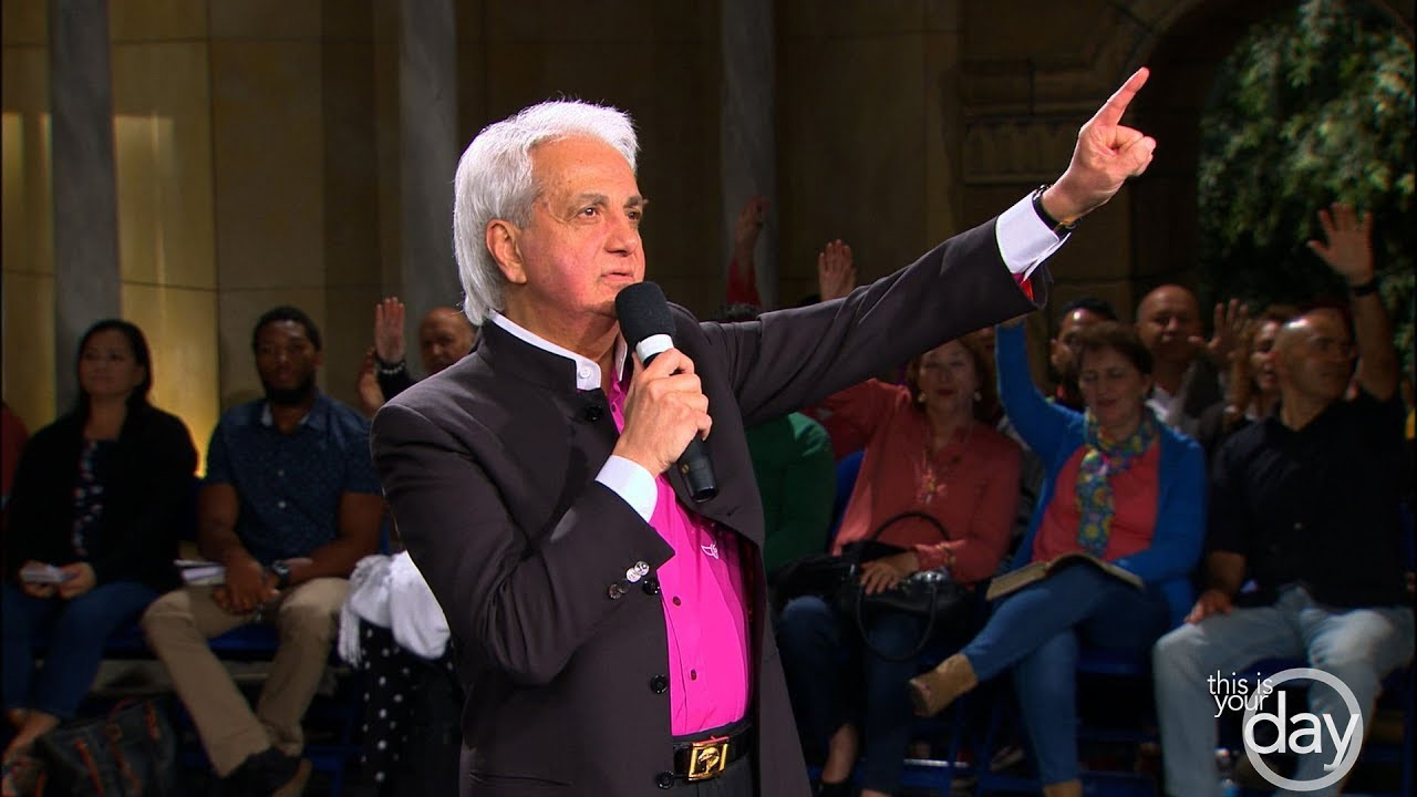 How to Walk in the Spirit, Part 2 - A special sermon from Benny Hinn