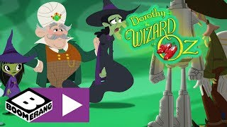 Dorothy and The Wizard of Oz | Wicked Witch's Crystal Ball | Boomerang UK