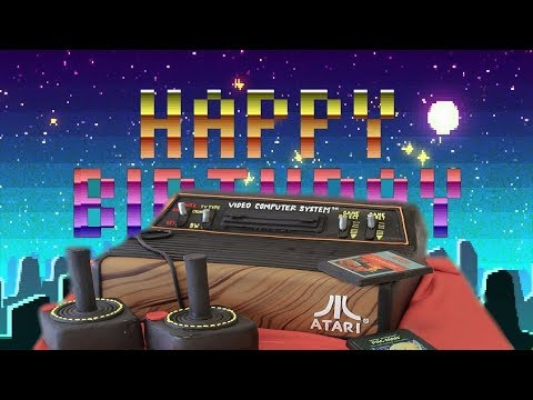 Atari 2600 40th anniversary! - Our TOP5 lists!