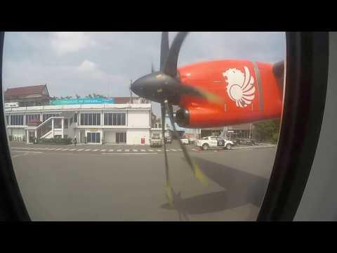 Wings Air BDO-HLP Inaugural Flight - July 3, 2017