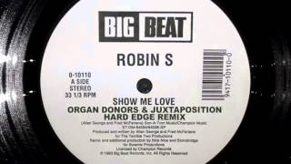 Organ Donors & Juxtaposition - Show Me Love (FREE DOWNLOAD)
