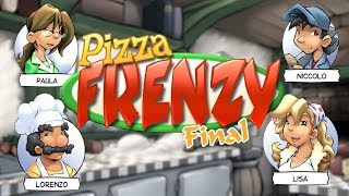Pizza Frenzy - Gameplay Final Part (Day 64 to 68) Destination Mars