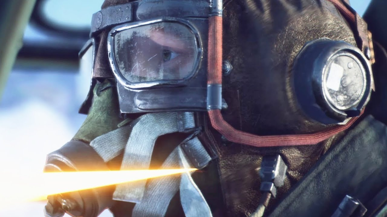 BATTLEFIELD 5 NEW GAMEPLAY PART 1 - TANK (BF5 Battlefield V)