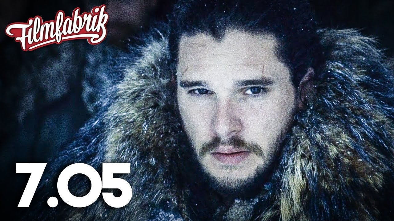 game of thrones staffel 7 episode 2