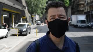 Napoli, è emergenza clochard a Fuorigrotta