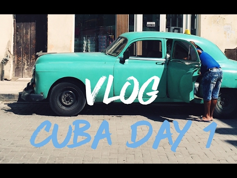 CUBA DAY 1 VLOG: Arriving to Havana, Airbnb & Solo Travel Issues