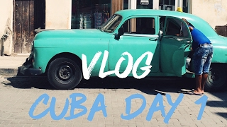Gambar cover CUBA DAY 1 VLOG: Arriving to Havana, Airbnb & Solo Travel Issues