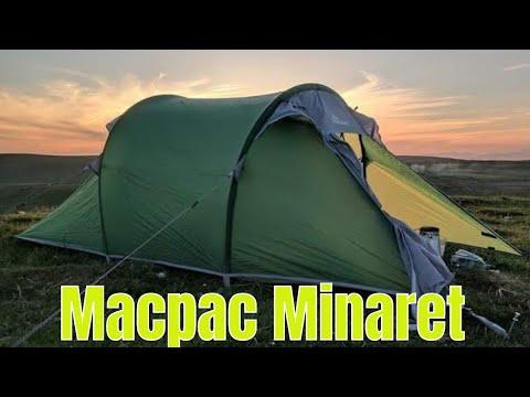 Macpac Minaret Tent Review