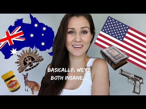 6 POLITICAL DIFFERENCES between Australia and America
