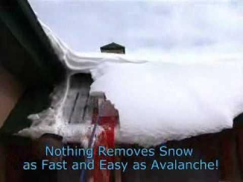 Avalanche Snow Snow Removal Equipment Snow Roof Rake