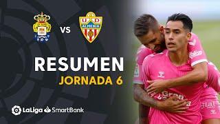 Resumen de UD Las Palmas vs UD Almería (2-0)