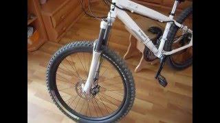 электровелосипед самодельный(велосипед с электро двигателем 250 ват., 2011-03-06T11:28:40.000Z)