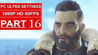 Fallout 4 Gameplay Walkthrough Part 16  [1080p 60FPS PC ULTRA Settings] - No Commentary