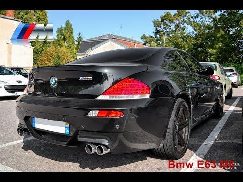 2005/2010 BMW E63 M6 5.0L V10 507PK - YouTube