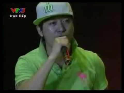 Mat troi em diu ( Duong Thu) - Tuan Hưng va Minh Kien Beatbox( Duyen Dang Viet Nam 2010)