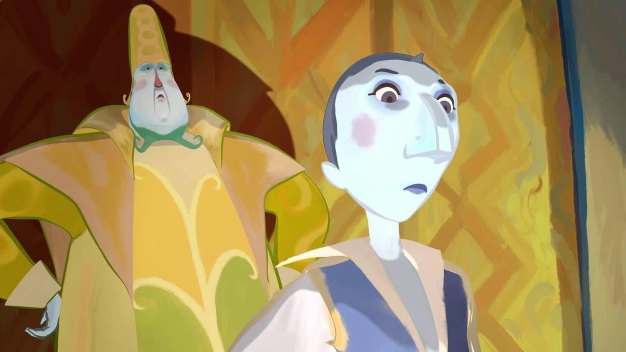 Le Tableau 2011 Film Complet En Francais Youtube