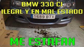 ME ESTAFAN CON EL BMW, LA PEOR COMPRA DE MI VIDA