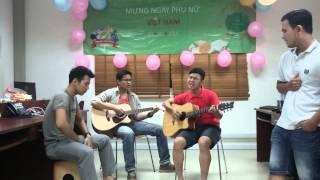 Giac Mo Tro Lai Mashup - Cover by TMS Musik Band