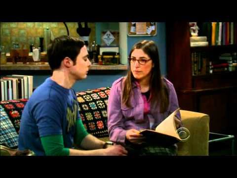 The Relationship Agreement - The Big Bang Theory