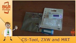 Три донгла-три веселых друга. CS-Tool, ZXW and MRT Dongle