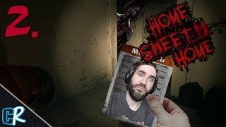 Let's Play Home Sweet Home - Blind Playthrough Part 2 - Our Terror Is Real And Our Hopes Are Fading
