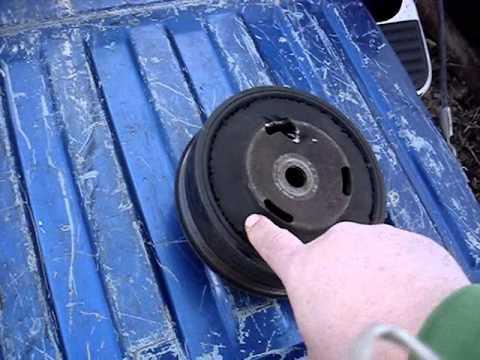 diagnosing gm 3 3l 3300 3 8l 3800 harmonic balancer problems on GM 3.5 V6 Engine Diagram 2001 Lincoln Continental Engine Diagram for diagnosing gm 3 3l 3300 3 8l 3800 harmonic balancer problems