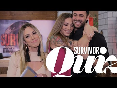 Nτορέττα, Βασάλος & Βαλαβάνη: Πόσο καλά ξέρουν το Survivor;    DoT