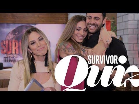 Nτορέττα, Βασάλος & Βαλαβάνη: Πόσο καλά ξέρουν το Survivor;  | DoT