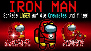 Neue IRON MAN ROLLE in Among Us!