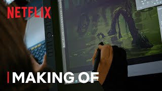 The Witcher: WitcherCon | Nightmare of the Wolf: Strokes of Genius | Netflix