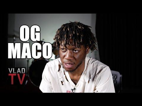 OG Maco: G-Eazy is Blacker than Logic
