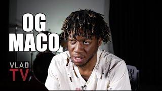 OG Maco: G-Eazy is Blacker than Logic.