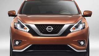 2018 Nissan Murano - Intelligent Driver Alertness (I-DA) (if so equipped)