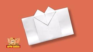 Origami - Make a Heart Letter Fold