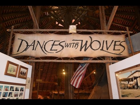 Dancing With Wolves at 1880's Town, Murdo, South Dakota