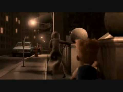 meet the robinsons sad scene sanjay