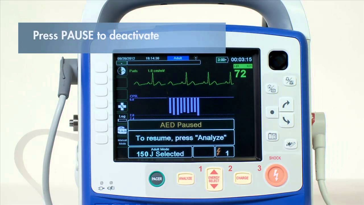 zoll defibrillator manual