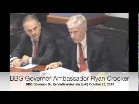 BBG Governor Ambassador Ryan Crocker Forces Behind Marine Barracks Bombing Still Active in Syria