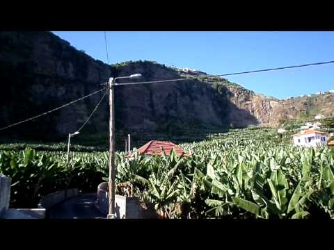 Tour of Oceanside Villa for Sale on Island of Madeira, Portu