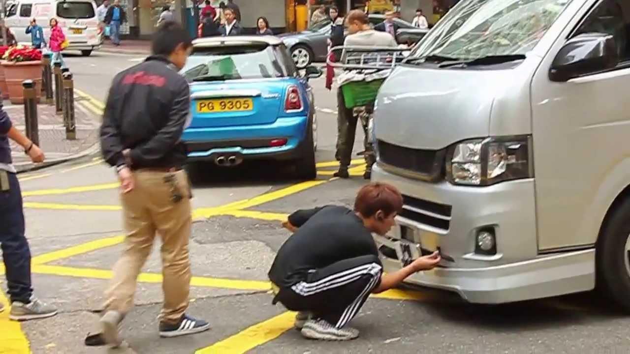 Hong Kong Car Accident Statistics