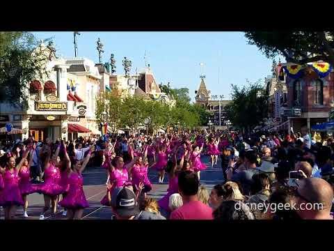 Disneyland: Dance the Magic PreParade Clip