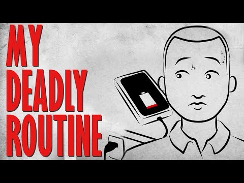 MY DEADLY ROUTINE - Creepypasta Story Time // Something Scary | Snarled