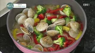 최고의 요리 비결 - 방영아의 모시조개찜과 마부추전_#002